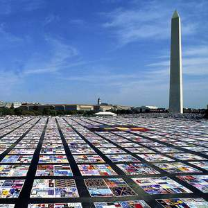 The AIDS Quilt